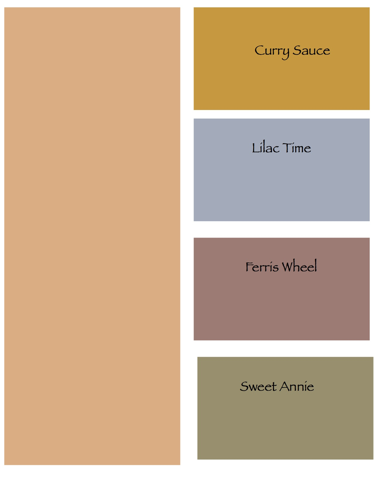 Peach the color that s not so innocent color recipes - How to make peach color paint ...